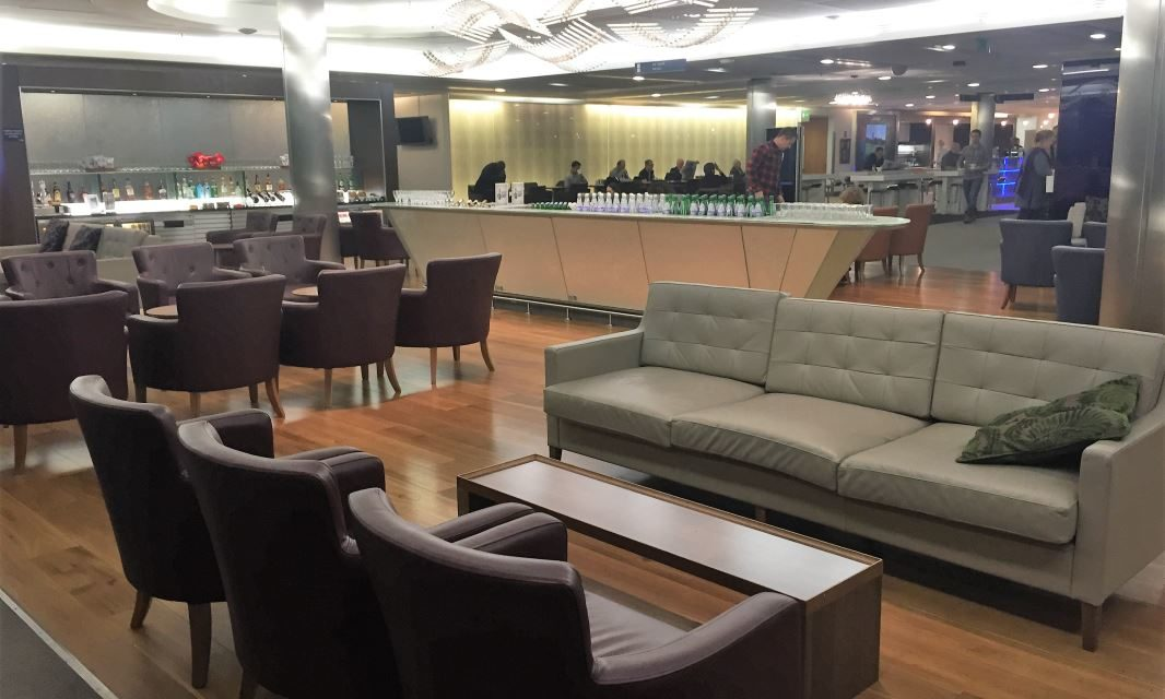 Review: British Airways Galleries Club Lounge Heathrow