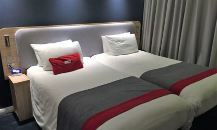 Hotel Review: Holiday Inn Express London Hammersmith