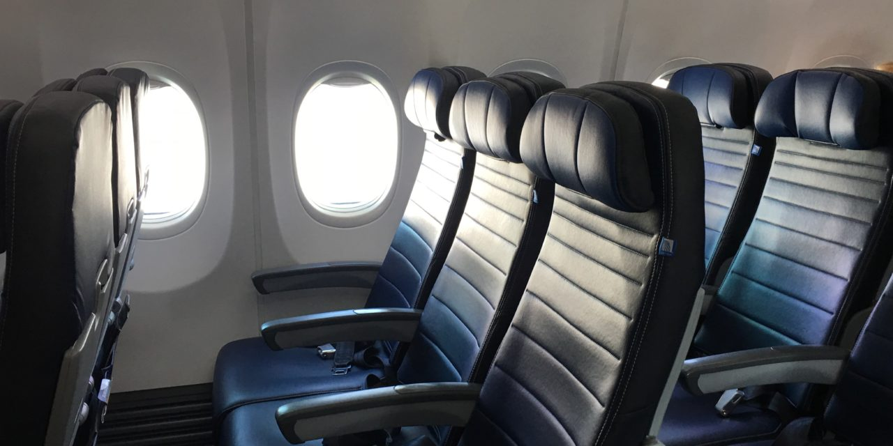 Review: United Basic Economy Boeing 737 DEN-LAX