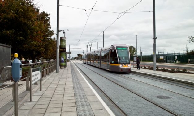 New Luas Cross City Tram In Dublin Opens This Month