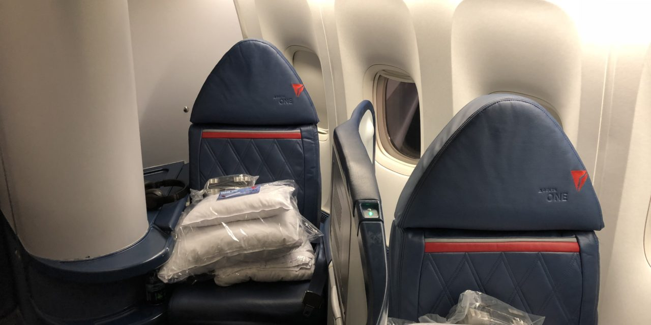 Review: Delta One Sydney to Los Angeles