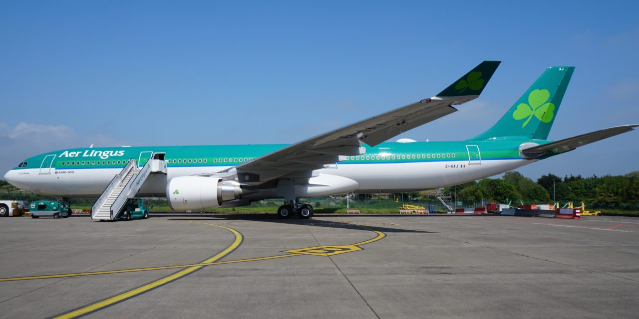 Reminder: Aer Lingus Flights Between Philly and Dublin Start Soon