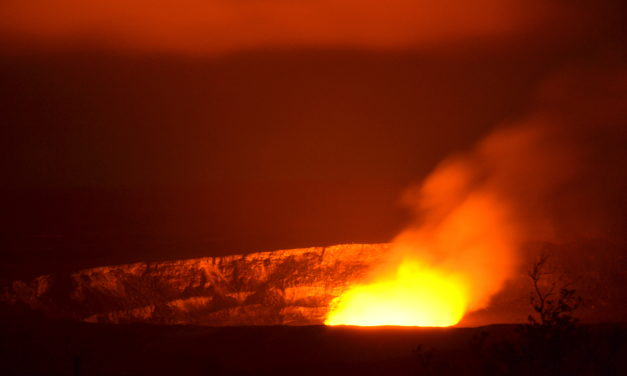 Hawaii's Kilauea Volcano Erupts, Evacuations Ordered