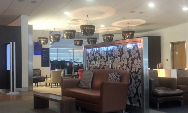 Have you discovered the best British Airways lounge at Heathrow?