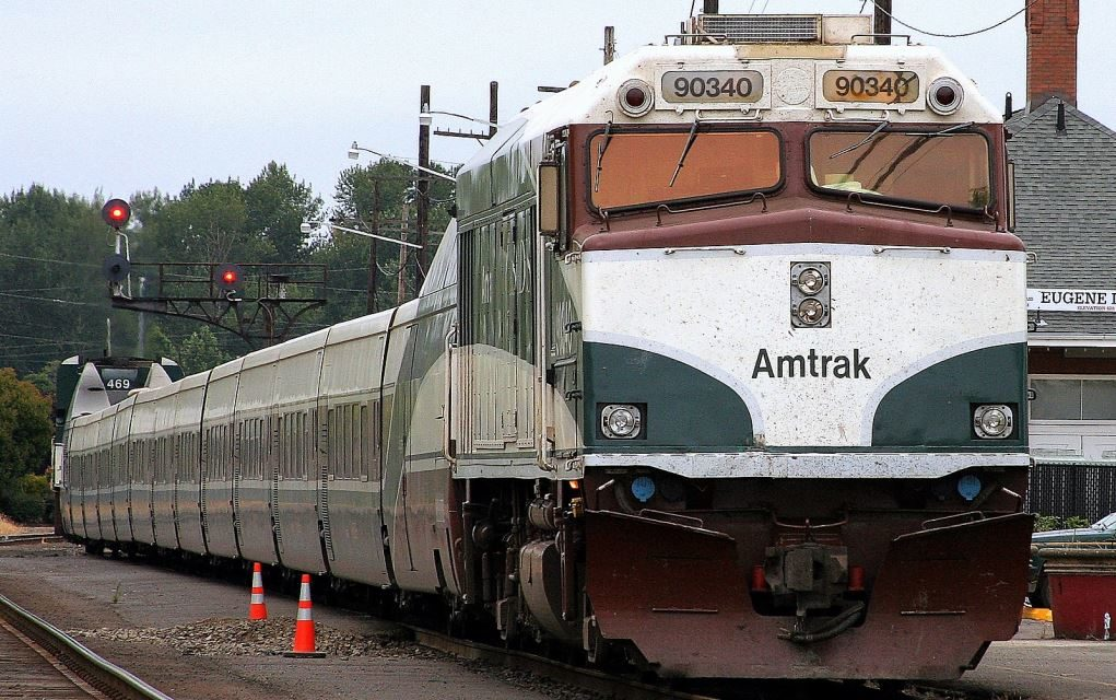 Why can't you select seats on Amtrak trains in the USA?