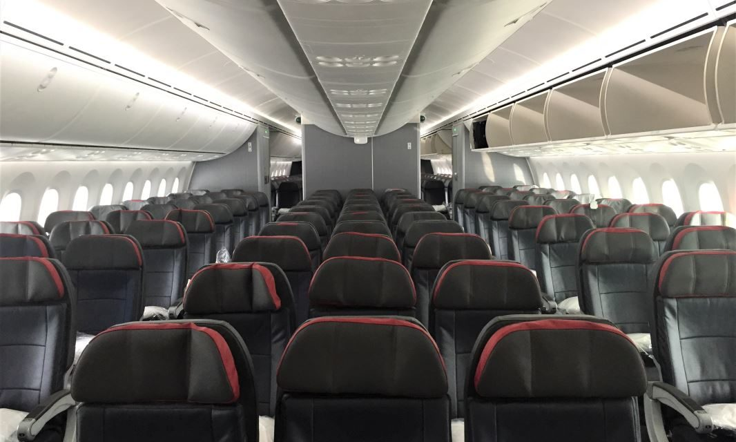 Review: American Airlines Boeing 787 Main Cabin Extra