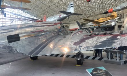 What's it like visiting the Museum of Flight in Seattle?