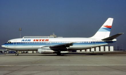 Does anyone remember the Dassault Mercure?