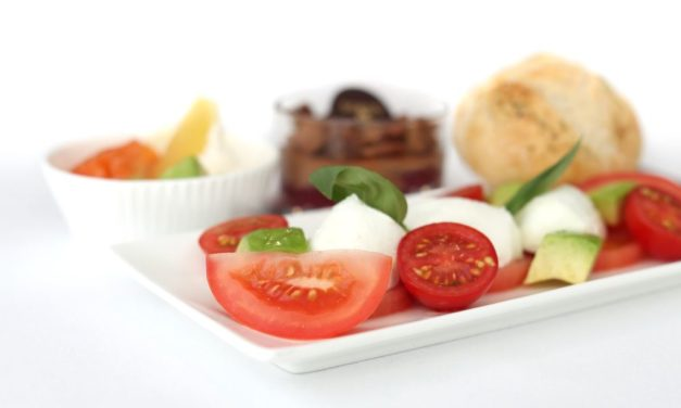 Revealed: Official Pictures of British Airways New Club Europe Catering