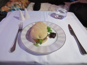 Etihad Steak Sandwich