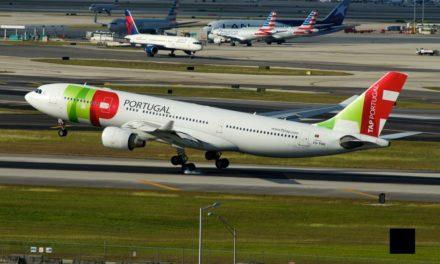 Dublin to USA Business Class cheap deals on TAP Air Portugal