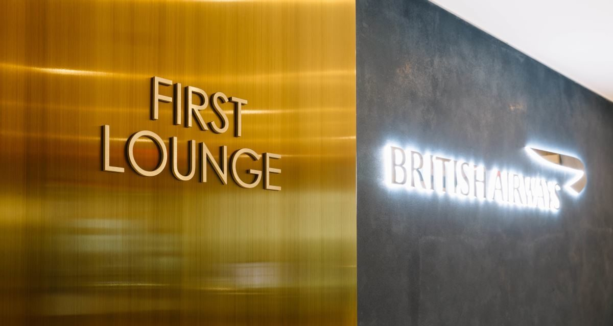British Airways refurbished New York first class lounge open