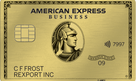 Review: American Express Business Gold Card