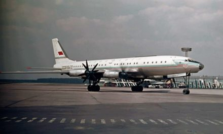 Does anyone remember Tupolev Tu-114, the fastest turboprop?