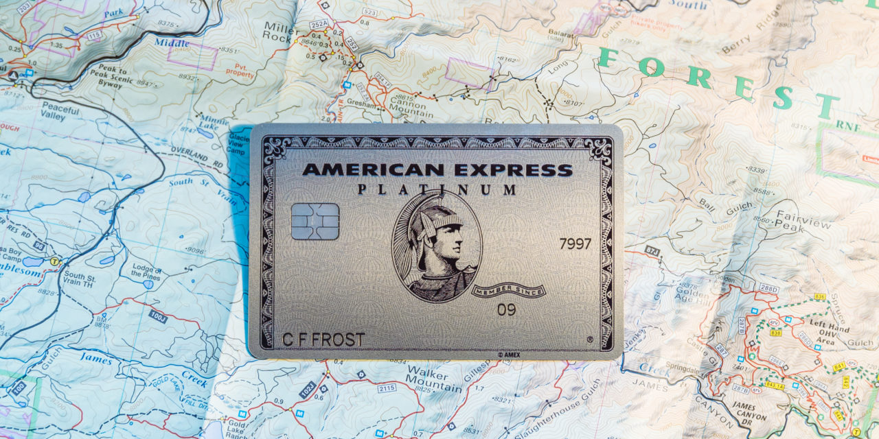 Review: American Express Platinum Perks