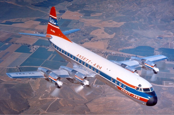 Does anyone remember the Lockheed L-188 Electra?