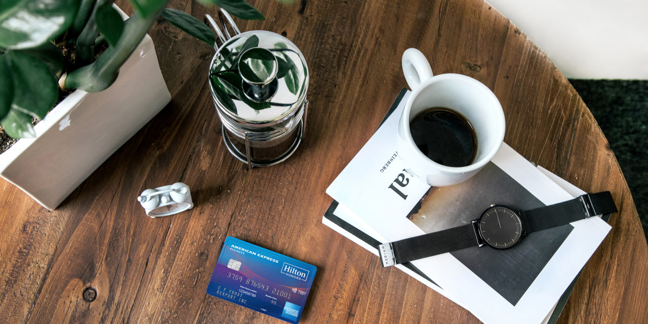 Review: American Express Hilton Honors Business Card