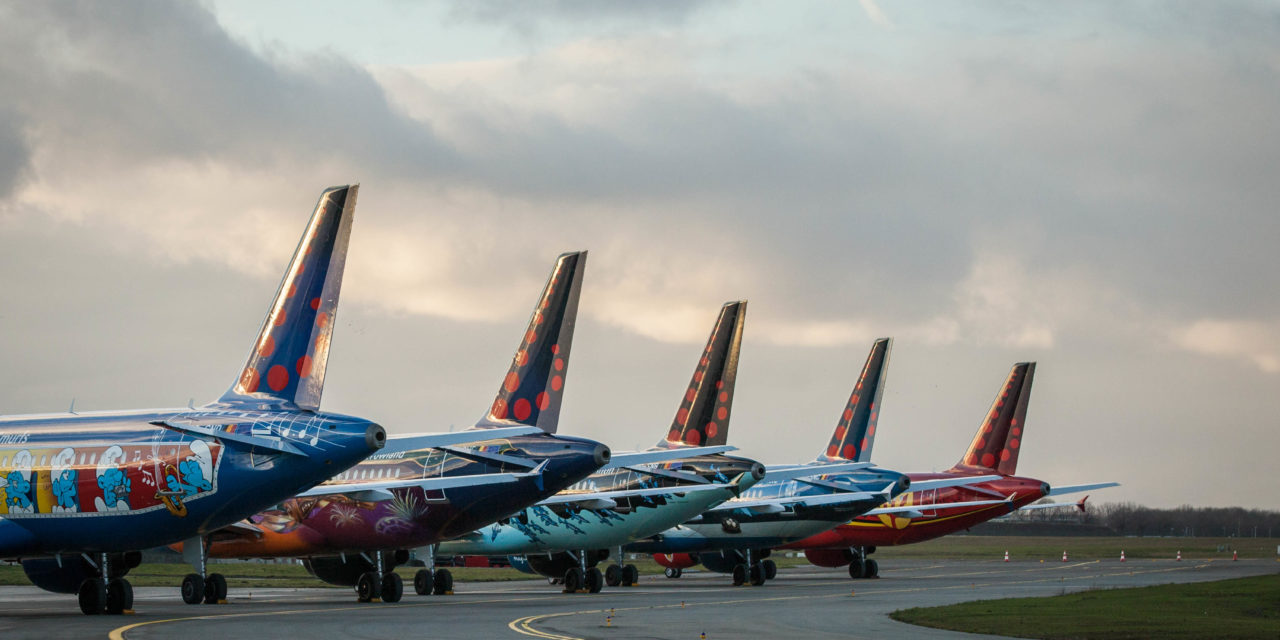 Brussels Airlines cancels all Feb. 13 flights