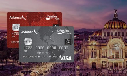 Up to 60,000 bonus LifeMiles for a limited-time, on Avianca LifeMiles credit cards