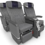 ANA A380 Premium Economy Seat