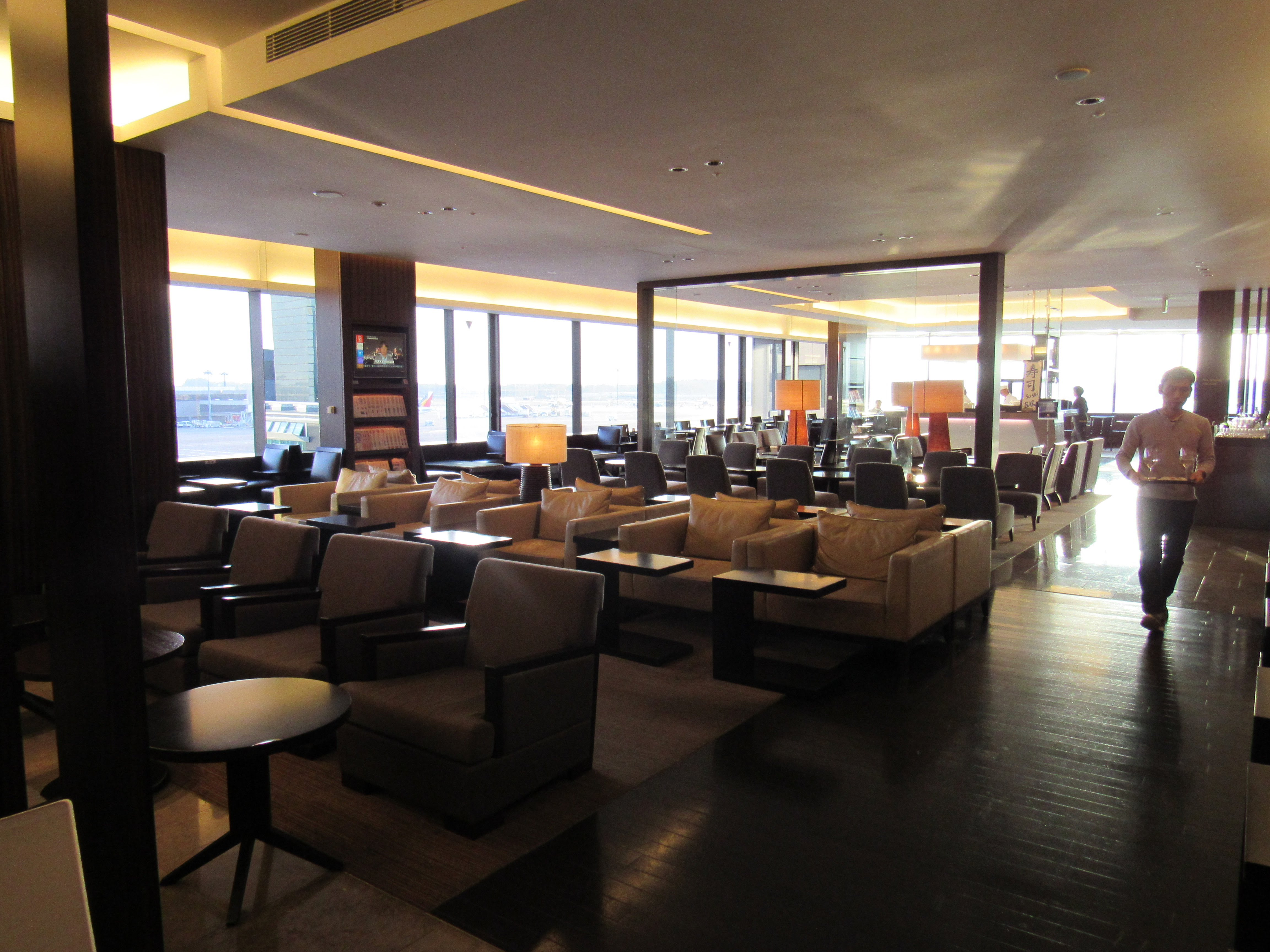 Lounge Areas