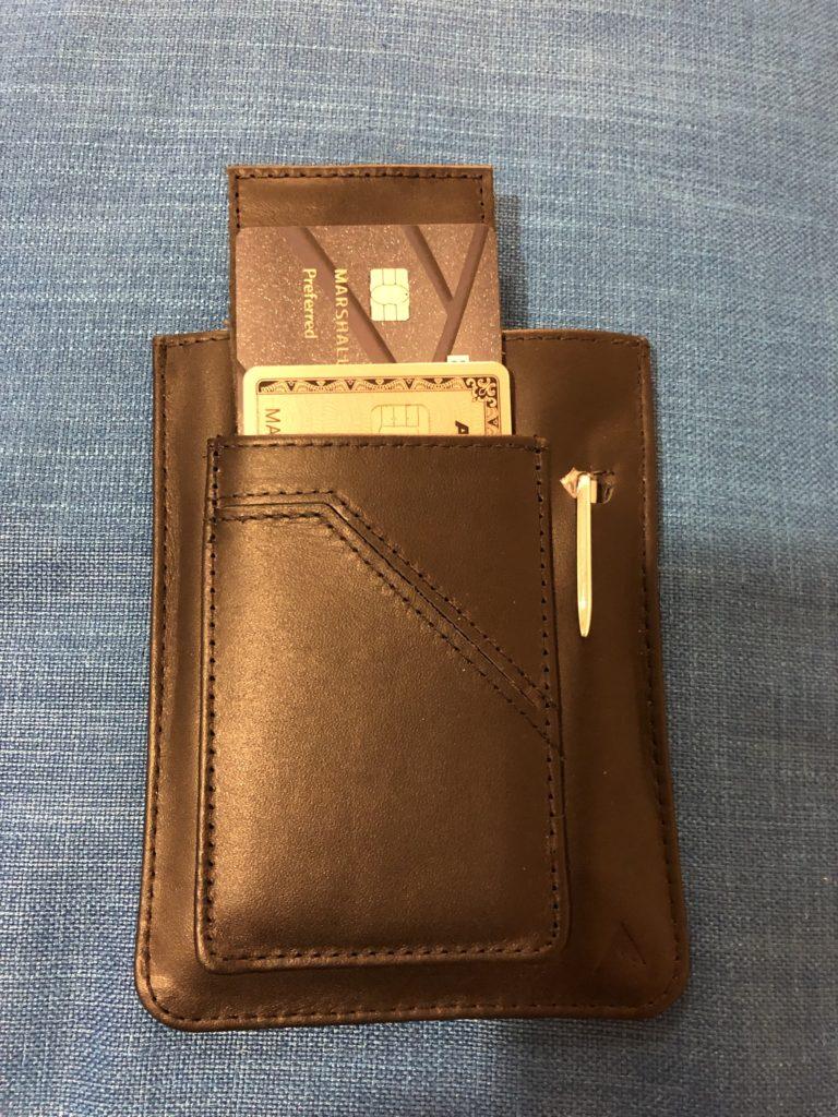 passport mule sleeve, review