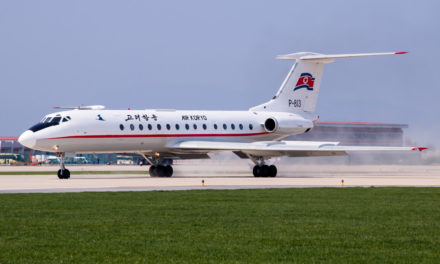 Does anyone remember the Tupolev Tu-134?