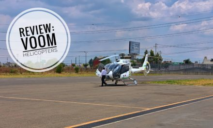 Trying Out Airbus' VOOM, The Uber of Helicopters