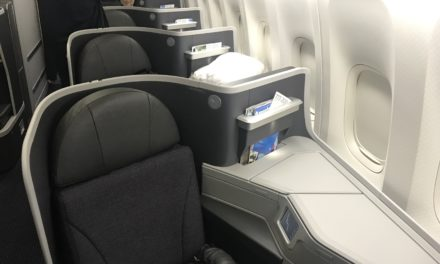 Review: American Airlines 777-200 Business Class – Dallas to Buenos Aires