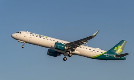 Let's take a video tour of Aer Lingus' new Airbus A321LR