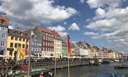 How Do You Pronounce Nyhavn?  (And Visit to the Little Mermaid)