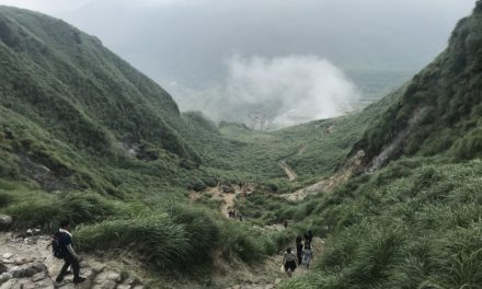 3 Days in Taipei; Day 2 – Yangmingshan National Park