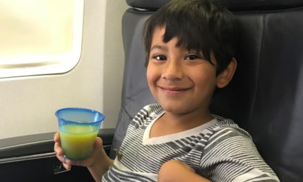 The One Thing My Son Does Every Time We Fly