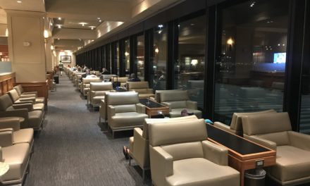 Review: United Club SFO Concourse F