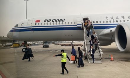 Flight Review: Air China Business Class A350