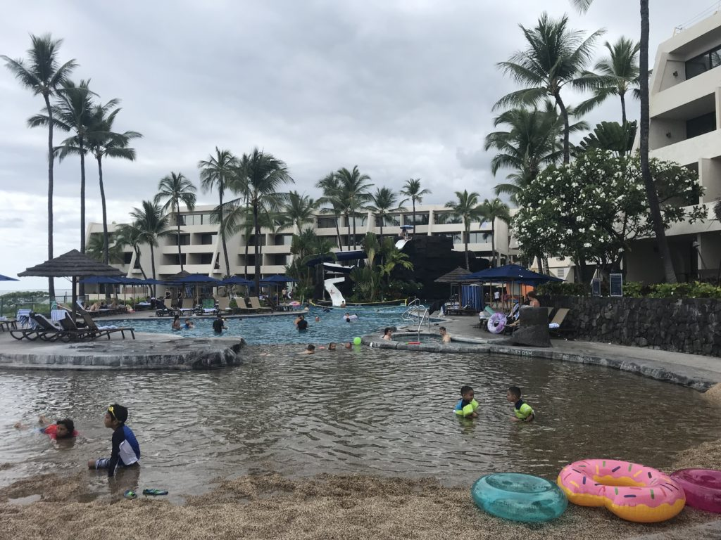 Sheraton Kona Resort & Spa at Keauhou Bay Pool