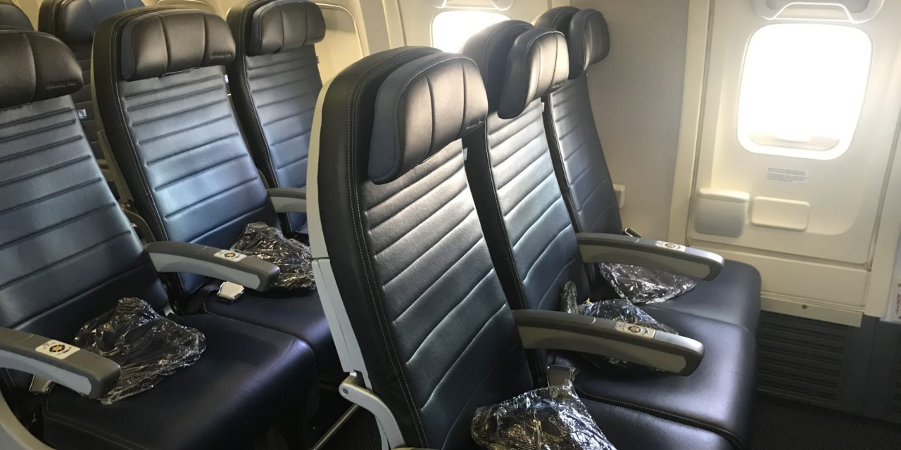 United 737-900 Exit Row Review: San Francisco to Kona