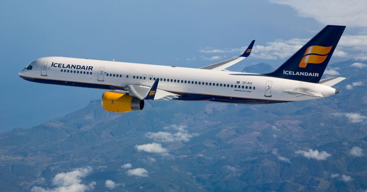 Bargain business class Dublin to USA from €799 in the Icelandair sale