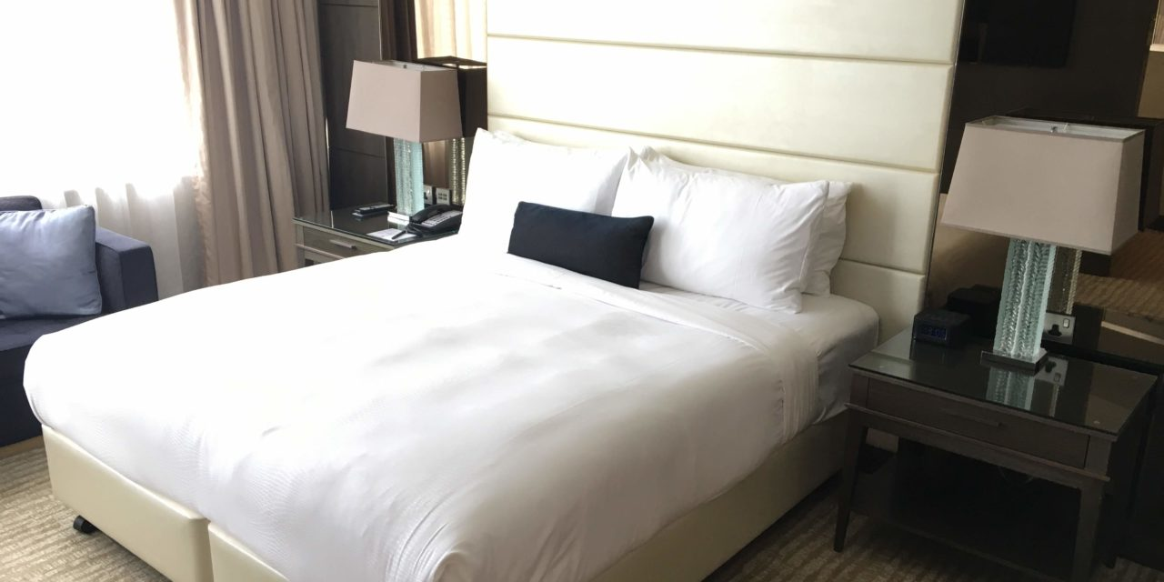 Honeymoon Hotel 9 Review: Singapore Marriott Tang Plaza Hotel