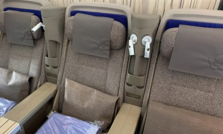 Review: China Airlines A350 Premium Economy