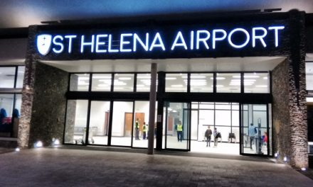 Find out how St. Helena Airport is doing in this documentary
