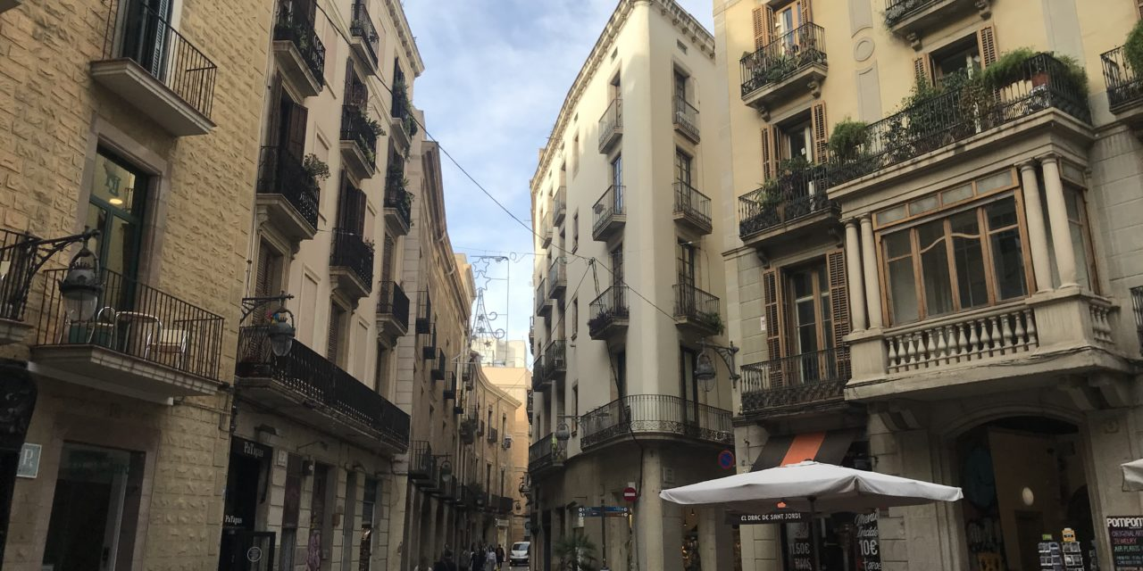 Spending 40 Lovely Hours In Barcelona