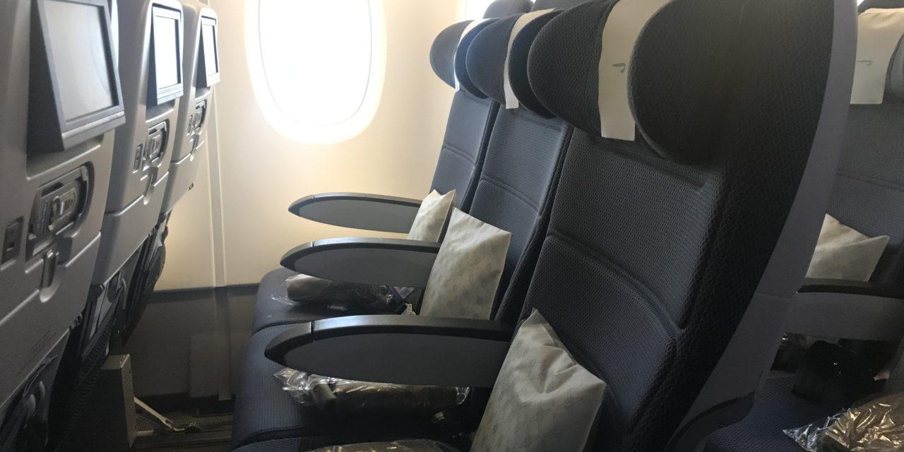 Review: British Airways A380 World Traveller Basic – LHR to SFO