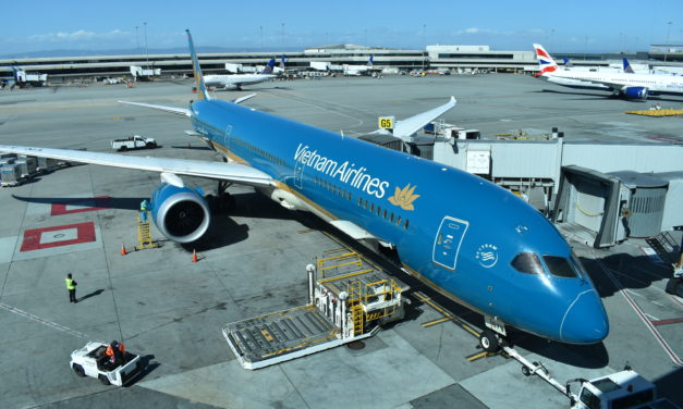 Eight Boeing 787 Dreamliners Grounded Due to Structural Integrity Concerns