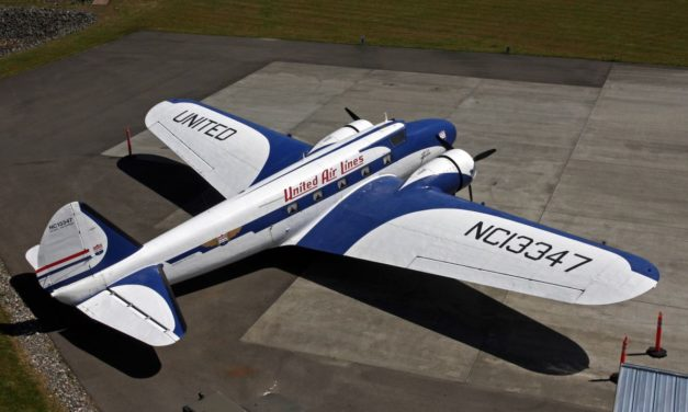 Does anyone remember the very advanced Boeing 247?