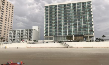 Review: Holiday Inn Express Daytona Beach Shores, COVID-19 Style