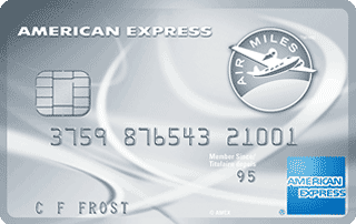 Review: American Express Air Miles Platinum Credit Card, with 3,000 in welcome bonus