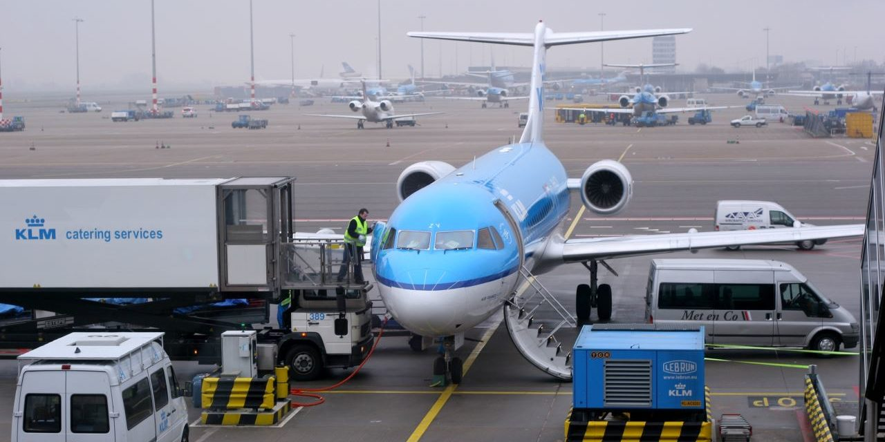 Does anyone remember the rare Dutch Fokker 70?