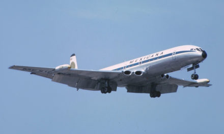 Does anyone remember the successful de Havilland Comet 4?