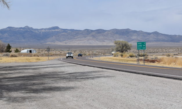 The Loneliest Road in America? This Might Be Even More Lonely.